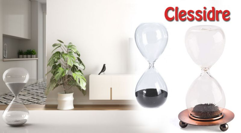 Offerta clessidra calamitata matino lecce - promozione clessidra in vetro con sabbia lecce