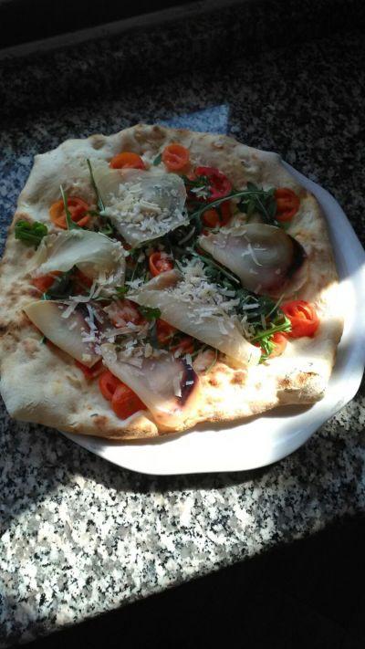 anema e pizza presenta il nuovo menu uno spettacolo