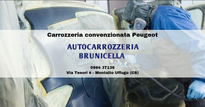 Carrozzeria convenzionata peugeot cosenza - autocarrozzeria peugeot montalto