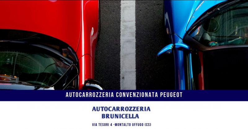 Autocarrozzeria bruincella offerta carrozzeria convenzionata peugeot cosenza