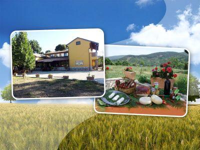 offerta agriturismo san pietro in guarano promozione piatti genuini agriturismo santojanni