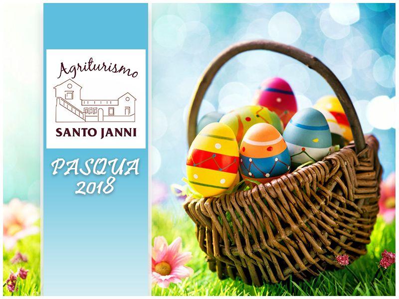 Agriturismo Santojanni - Offerta Pranzo Pasqua - Occasione Pranzo Pasquetta