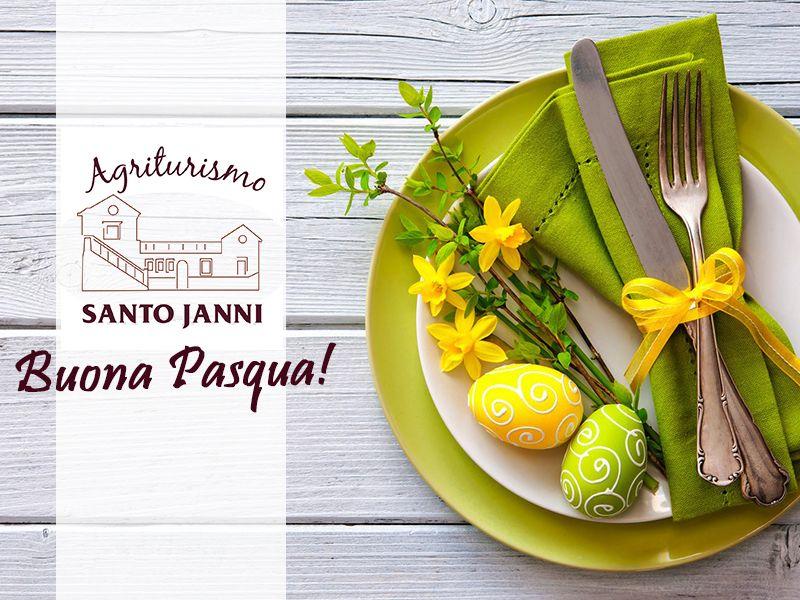 Agriturismo Santojanni - Auguri di Pasqua