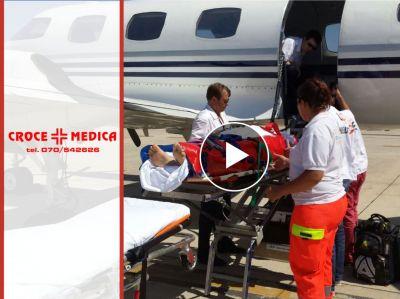 promozione trasporto con ambulanza offerta trasporto per dimissioni ospedale croce medica