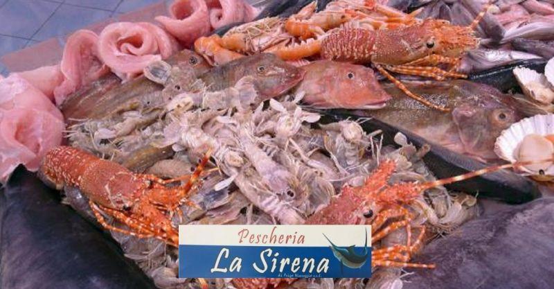 PESCHERIE LA SIRENA offerta prodotti ittici Lucca - occasione vendita pesce fresco e surgelato