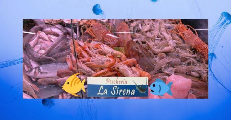 promozione pesce fresco e surgelato a prezzo scontato Lucca - occasione pescheria a Viareggio