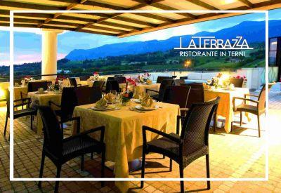 offerta ristorante carne pesce promozione ristorante panoramico la terrazza