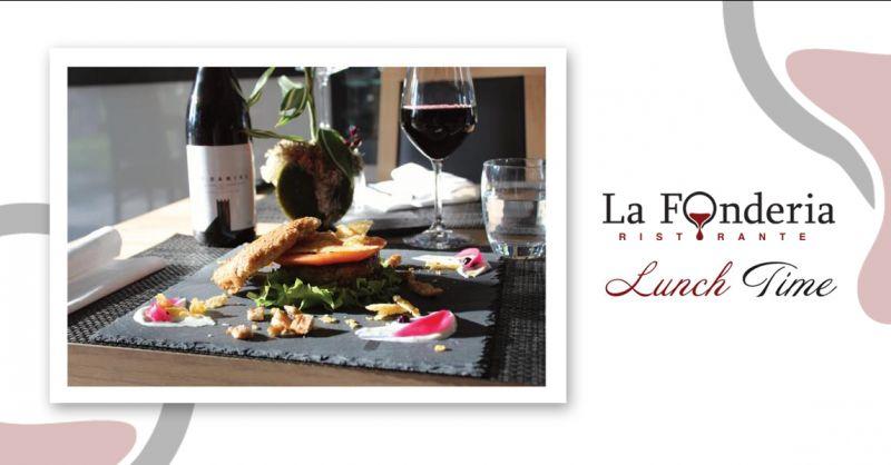 offerta pausa pranzo in centro - promozione menu pranzo ristorante terni