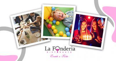 offerta sala per feste di compleanno promozione locale per eventi terni centro