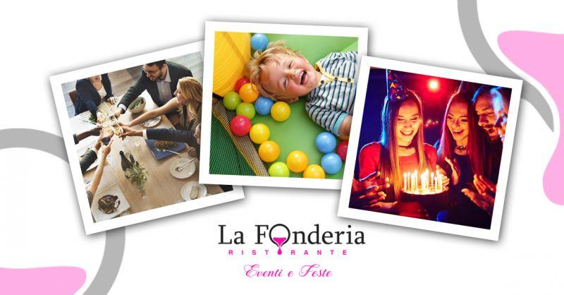 offerta sala per feste di compleanno - promozione locale per eventi terni centro