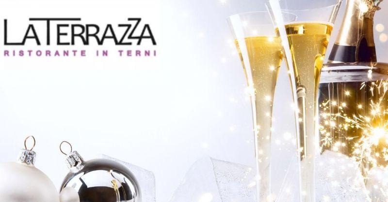 La Terrazza offerta cenone di capodanno - occasione prenotazione ultimo dell'anno Terni