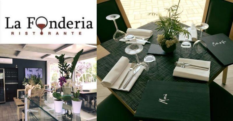 La Fonderia offerta ristorante pizzeria bar a Terni - occasione cucina tradizionale e genuina