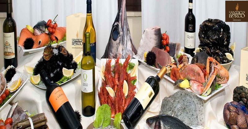 RISTORANTE ANTICO BORGO offerta ristorante per cerimonie - occasione cene aziendali terni