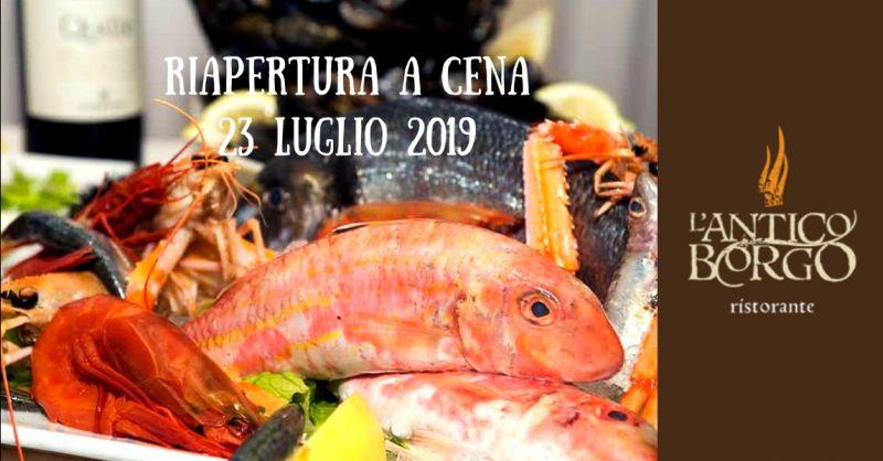 offerta ristorante specialità pesce fresco - occasione dove mangiare cucina di pesce Terni