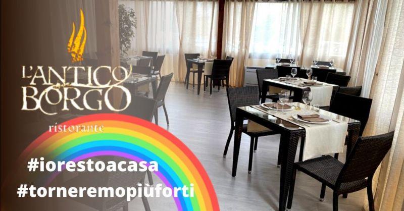 Offerta ristorante l'antico borgo Terni - occasione ristorante dove mangiare pesce Terni
