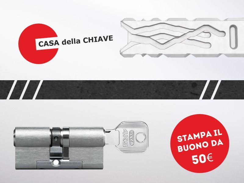 offerta serratura a cilindro europeo promozione serratura evva 4ks casa della chiave