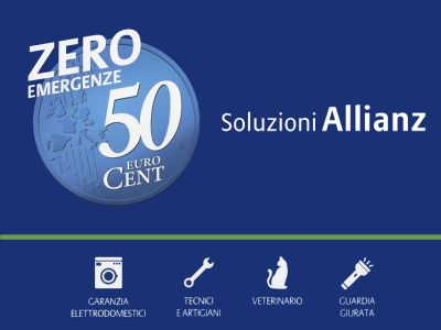 offerta zero emergenze allianz promozione assicurazione emergenze casa allianz