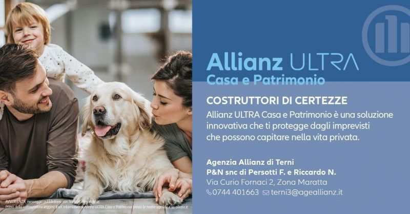 Offerta la migliore polizza assicurativa Allianz Terni - Occasione servizio assicurazione casa Terni