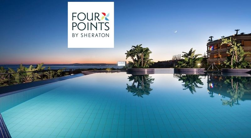 FOUR POINTS BY SHERATON CATANIA offerta pernottamento - occasione suite