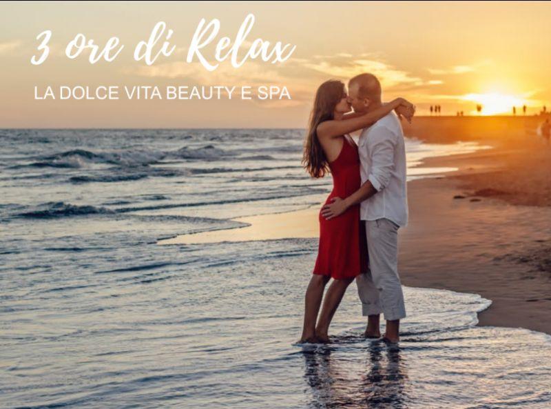 offerta spa all inclusive promozione centro benessere la dolce vita beauty