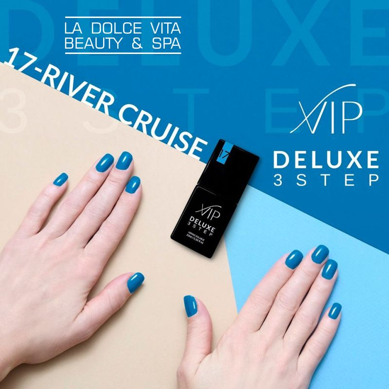LA DOLCE VITA offerta manicure con smalto semipermanente – smalto vip one step revolution