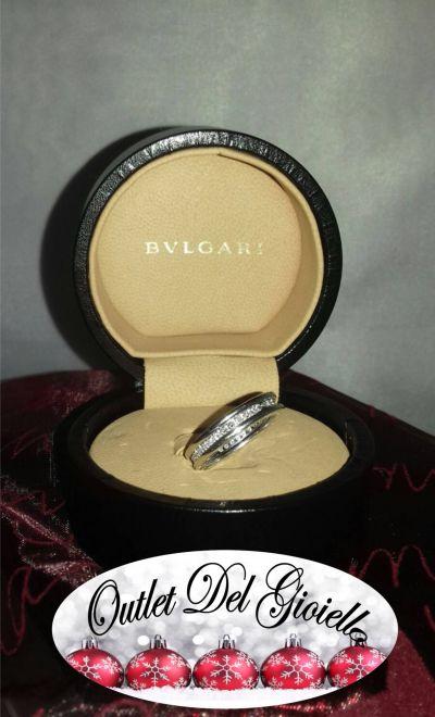 offerta anello oro bianco bulgari b zero pordenone occasione anello bulgari oro pn