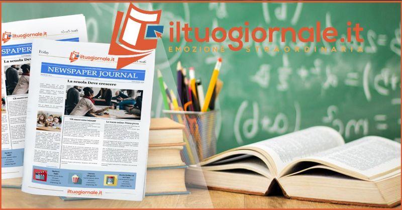ILTUOGIORNALE.IT Offerta realizzazione e stampa online giornalino scolastico giornale online