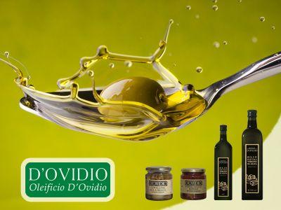 offerta olio extravergine di oliva promozione olio italiano artigianale oleificio dovidio