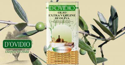 oleificio dovidio offerta produzione vendita olio extravergine in lattina made italy abruzzo