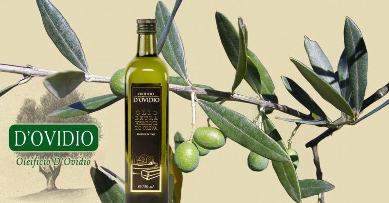 Oleificio D'Ovidio Occasione vendita online olio artigianale extravergine made Italy Abruzzo