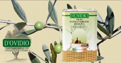 oleificio dovidio offerta lattina 3l vendita online olio extravergine made italy abruzzo