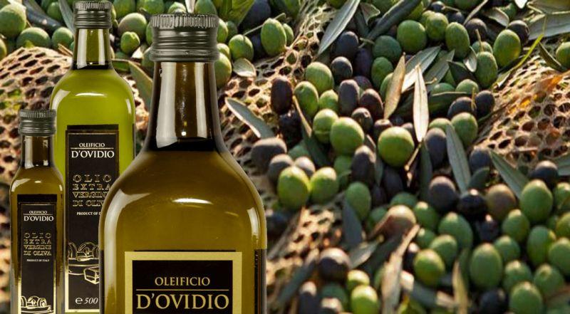 Oleificio D'Ovidio Offerta oleificio Italiano - Promozione olio extravergine made Italy Abruzzo