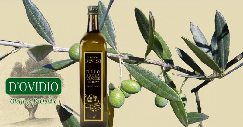 Oleificio D'Ovidio: Gelegenheit, Herstellung von extra nativem Olivenöl, Made in Italy Abruzzen