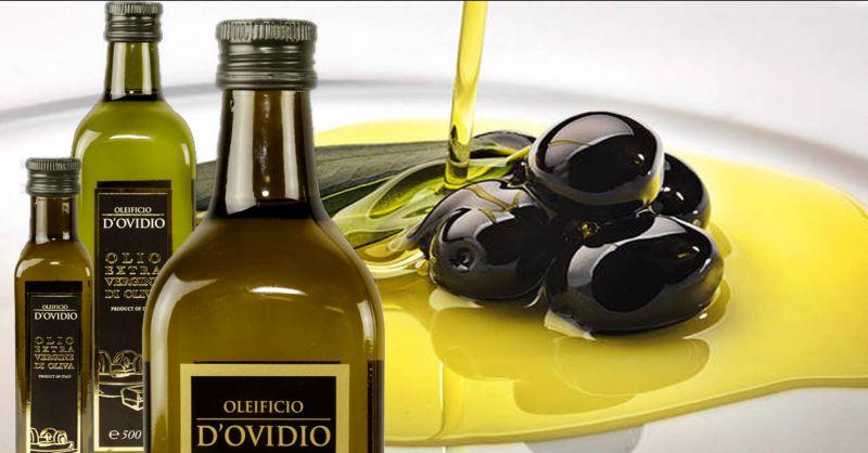 Oleificio D'Ovidio Verkauf von extra nativem Olivenöl aus italienischer Kaltproduktion