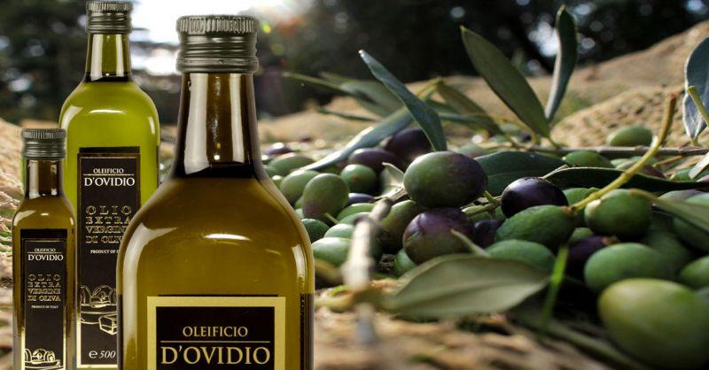 Offre vente huile d'olive vierge extra conditionnement en verre et bidon métallique Italie