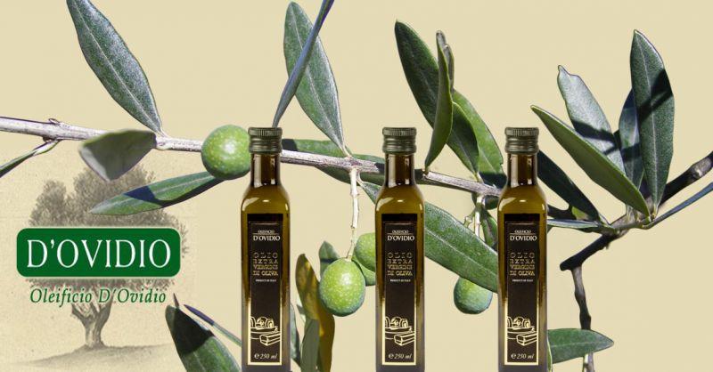 Oleificio D'Ovidio Occasion vente en ligne huile d'olive vierge extra fabriquée en Italie