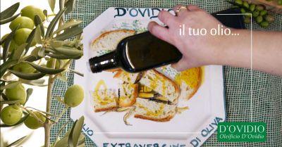 offerta vendita olio extra vergine abruzzese occasione extravergine doliva qualita italiana