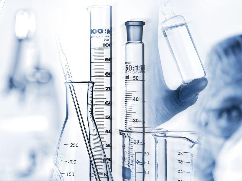 laboratorio di analisi chimiche e microbiologiche