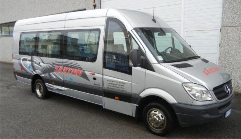 offerta trasporto privati promozione trasporto azienda sartini
