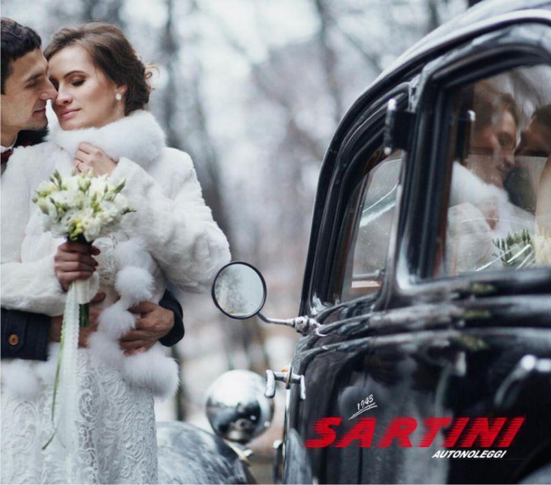 Promozione Noleggio auto per cerimonie Siena