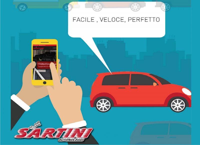 offerta noleggio auto Siena - SARTI AUTONOLEGGI promozione noleggio veicoli