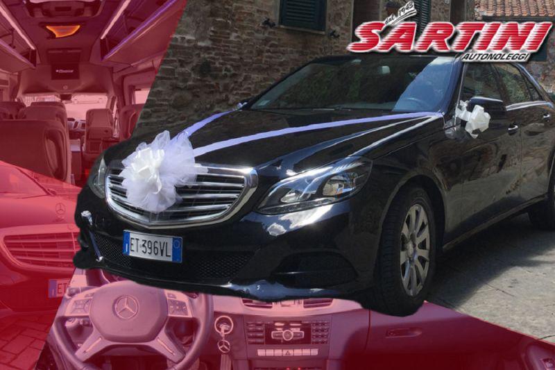 offerta macchine di lusso per matrimoni Siena - promozione auto per matrimoni Siena e provincia