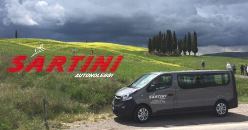 promozione autonoleggio per escursioni e gite - AUTONOLEGGIO SARTINI