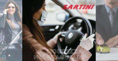 offerta sicurezza ed efficienza viaggi con noleggio auto e pullman sartini srl