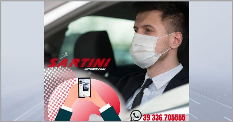 Sartini Autonoleggi Tours & Transfers - promozione noleggio auto e bus con conducente