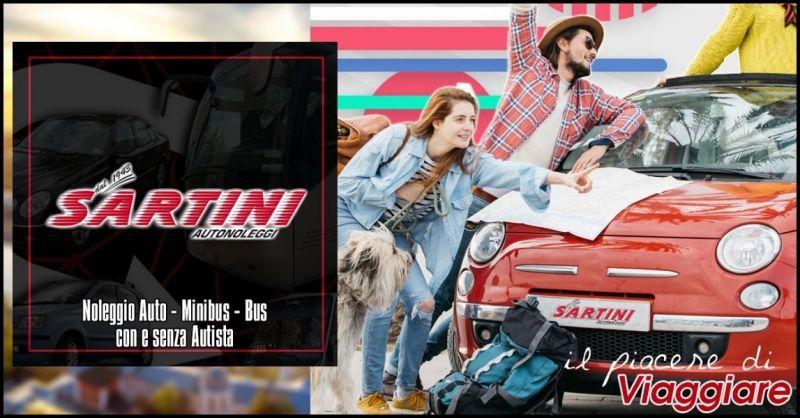 Sartini Autonoleggi Tours & Transfers - servizio noleggio auto e minivan per vacanze