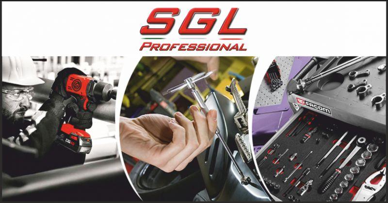 sgl professional offerta utensileria per officine meccaniche - occasione macchine utensili