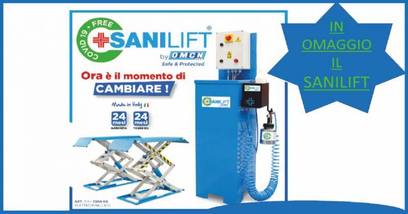 sgl professional offerta rinnovo officina - occasione noleggio attrezzature officina perugia