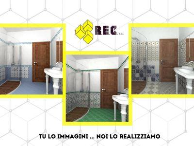 offerta ceramiche bagno promozione rivestimento stanza da bagno rec ceramiche orte