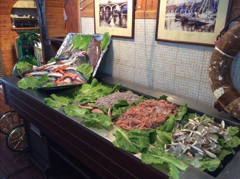 specialita di pesce ristorante le tre caravelle